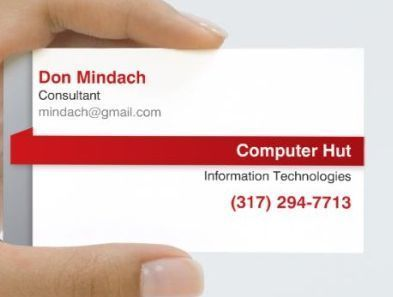 Don Mindch - Information Technology Consultant in Indianapolis Indiana